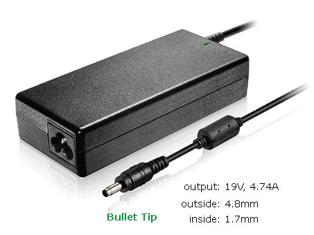 Hp Spare 609936-001 Laptop Ac Adapter